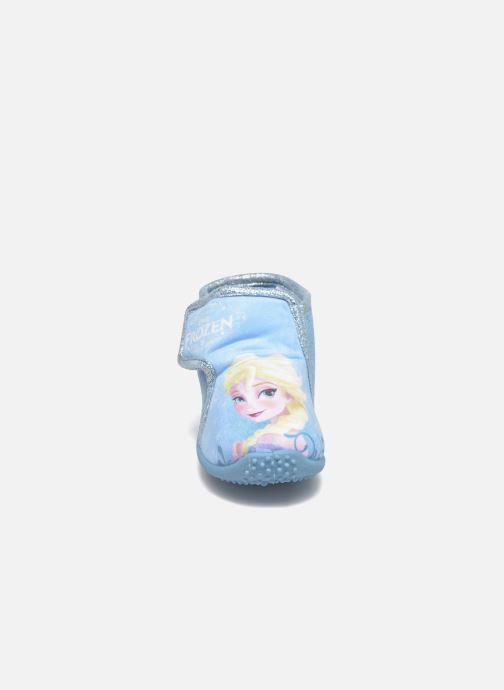 Chaussons Frozen Minora Frozen Bleu vue portées chaussures
