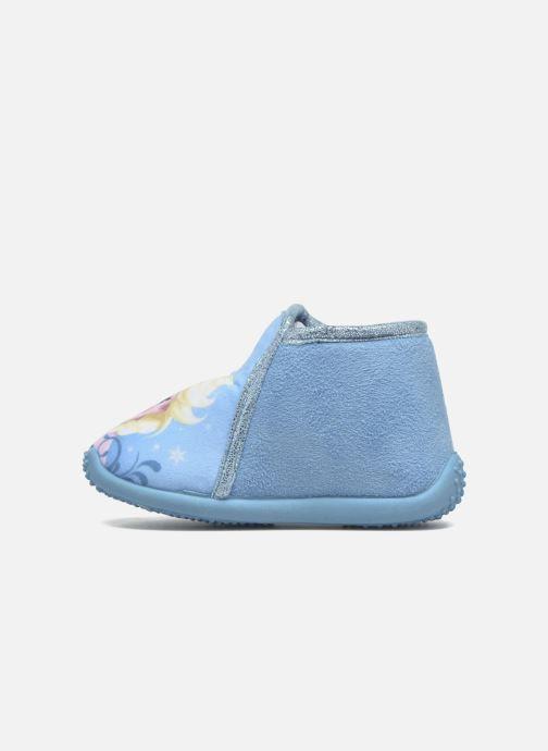 Chaussons Frozen Minora Frozen Bleu vue face
