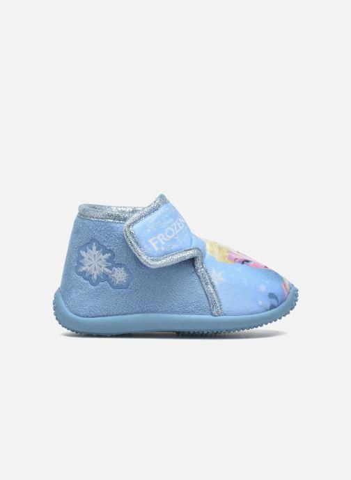 Chaussons Frozen Minora Frozen Bleu vue derrière