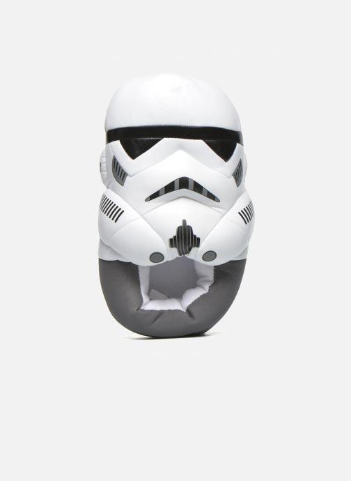 Hausschuhe Star Wars Stormtrooper weiß 3 von 4 ansichten