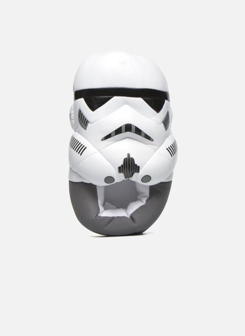 Pantuflas Star Wars Stormtrooper Blanco vista 3/4
