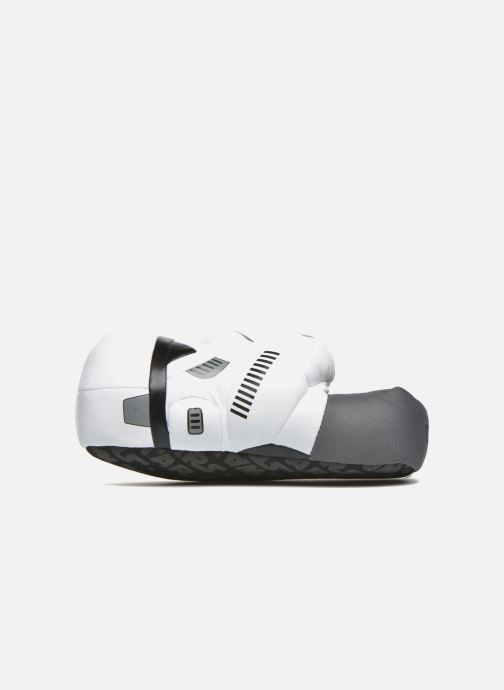 Chaussons Star Wars Stormtrooper Blanc vue face