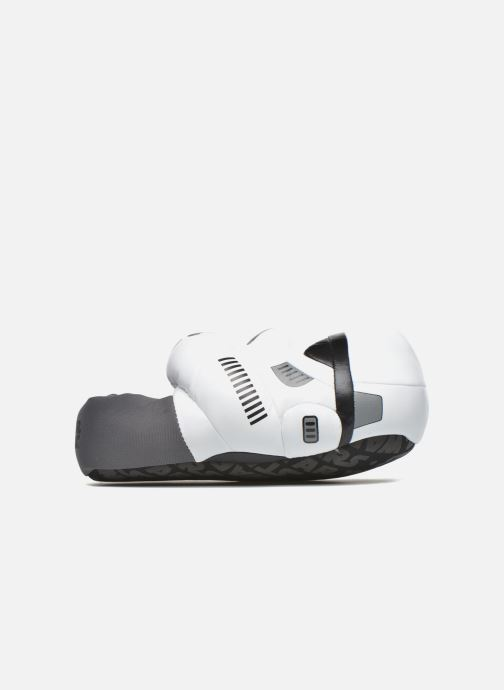 Pantoffels Star Wars Stormtrooper Wit achterkant