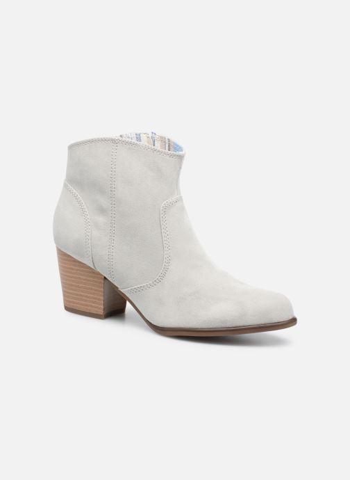 gris Chez Badda 293582 Bottines Boots Sarenza S oliver Et SEqUnBF