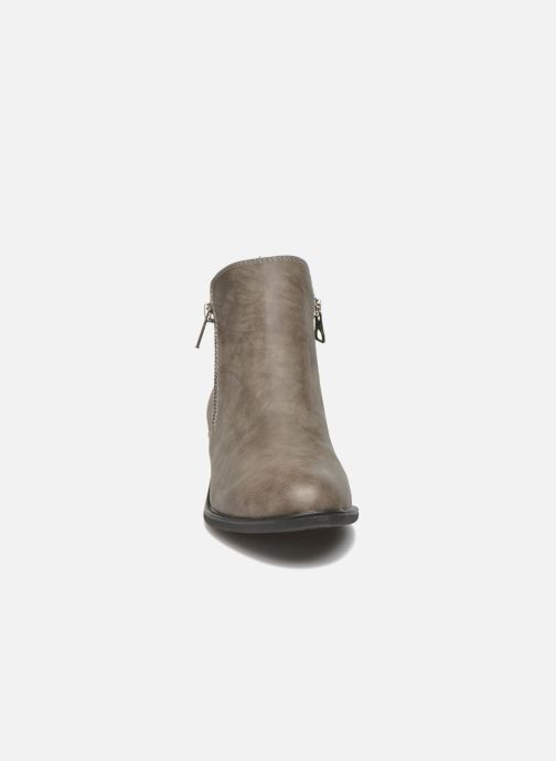 Bottines et boots S.Oliver Dafina Gris vue portées chaussures
