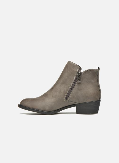 Ankle boots S.Oliver Dafina Grey front view