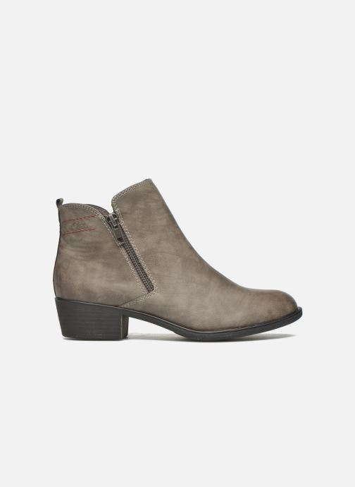 Ankle boots S.Oliver Dafina Grey back view