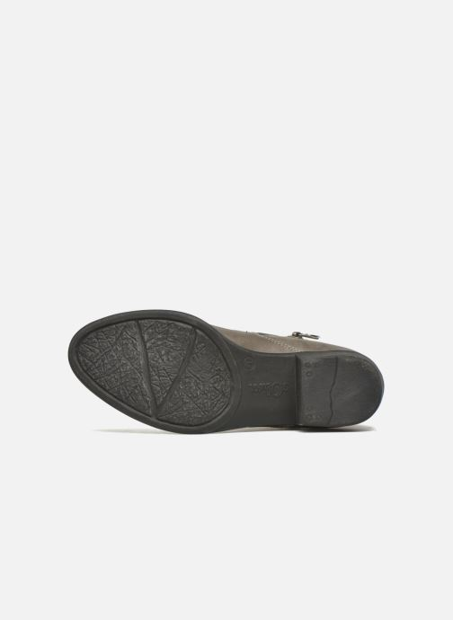 Ankle boots S.Oliver Dafina Grey view from above