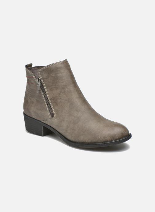 Bottines et boots S.Oliver Dafina Gris vue détail/paire