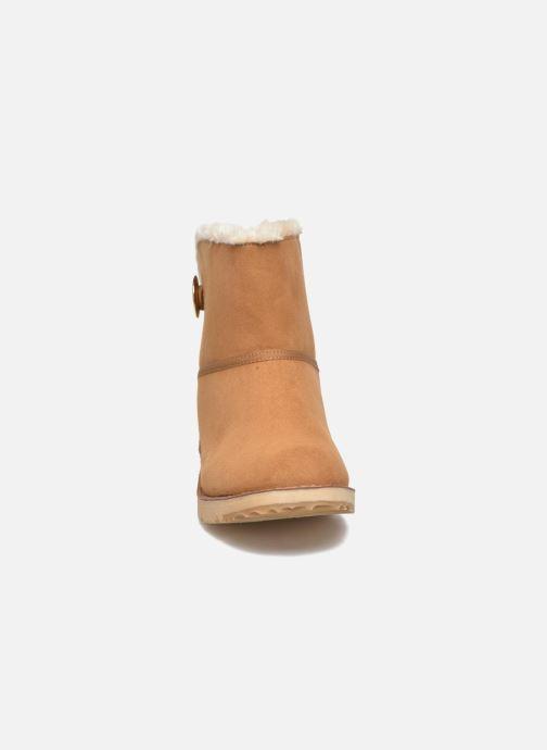 Bottines et boots S.Oliver Faki Marron vue portées chaussures