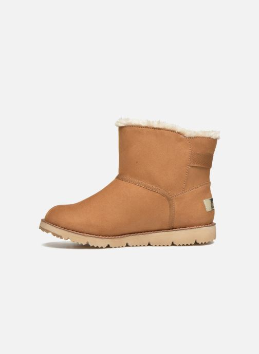 Bottines et boots S.Oliver Faki Marron vue face