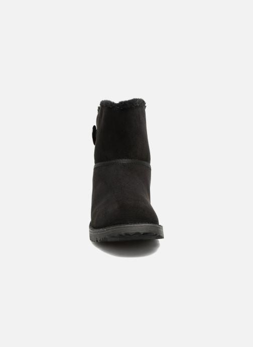 Bottines et boots S.Oliver Faki Noir vue portées chaussures