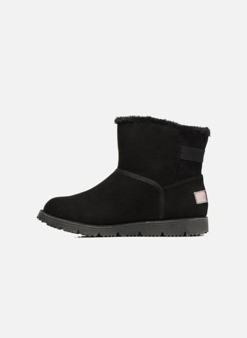 Bottines et boots S.Oliver Faki Noir vue face