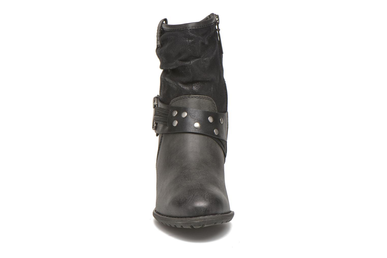 Bottines et boots S.Oliver Maalik Noir vue portées chaussures