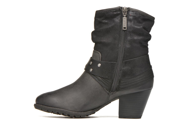 Bottines et boots S.Oliver Maalik Noir vue face