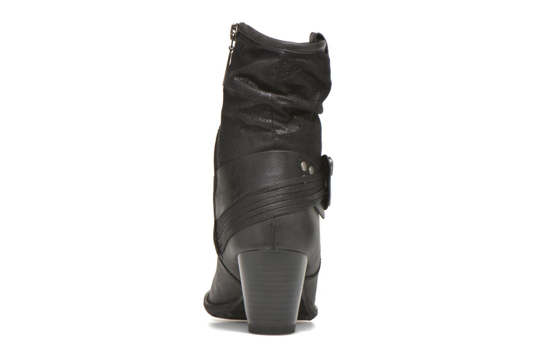 Bottines et boots S.Oliver Maalik Noir vue droite