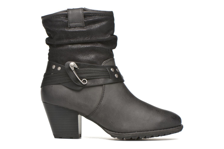 Bottines et boots S.Oliver Maalik Noir vue derrière