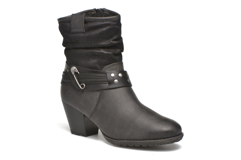 Bottines et boots S.Oliver Maalik Noir vue détail/paire
