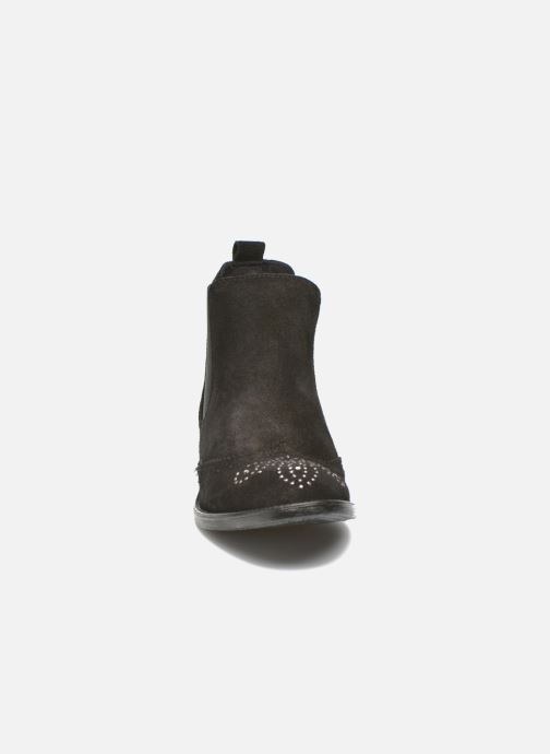 Bottines et boots S.Oliver Macaria Noir vue portées chaussures
