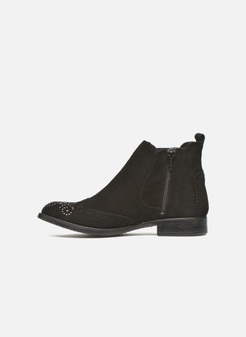 Ankle boots S.Oliver Macaria Black front view