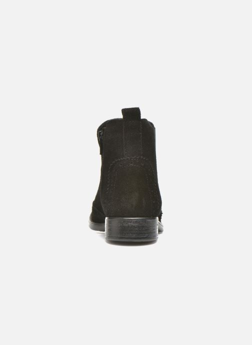 Ankle boots S.Oliver Macaria Black view from the right