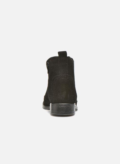 Bottines et boots S.Oliver Macaria Noir vue droite