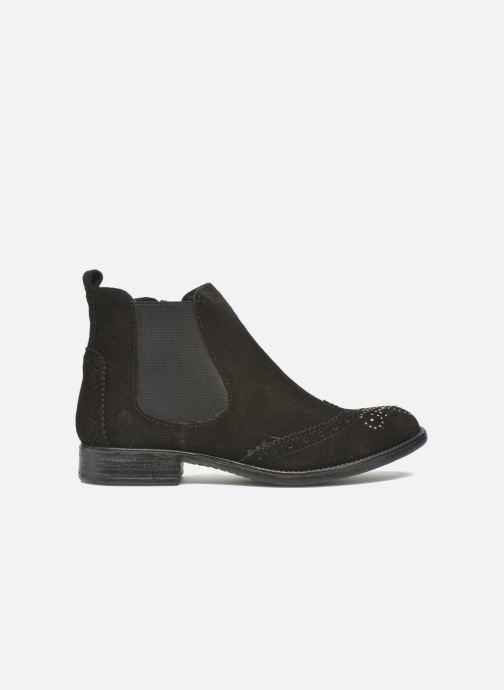 Ankle boots S.Oliver Macaria Black back view