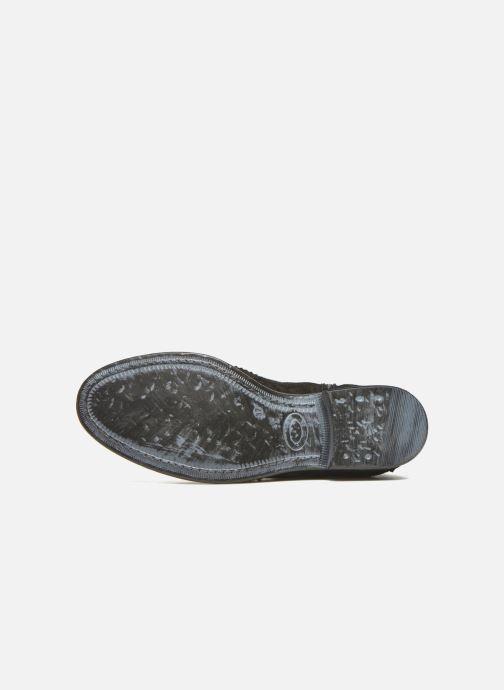 Bottines et boots S.Oliver Macaria Noir vue haut