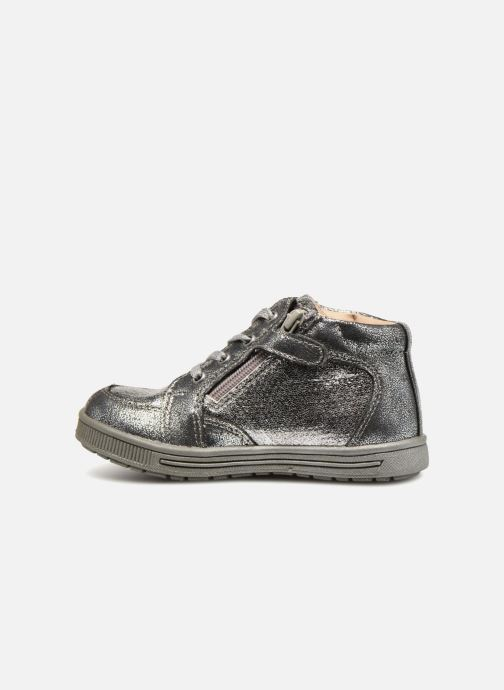 Sneakers NA! Alpaga Zilver voorkant