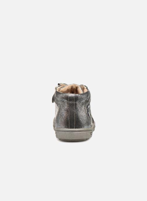 Sneakers NA! Alpaga Zilver rechts