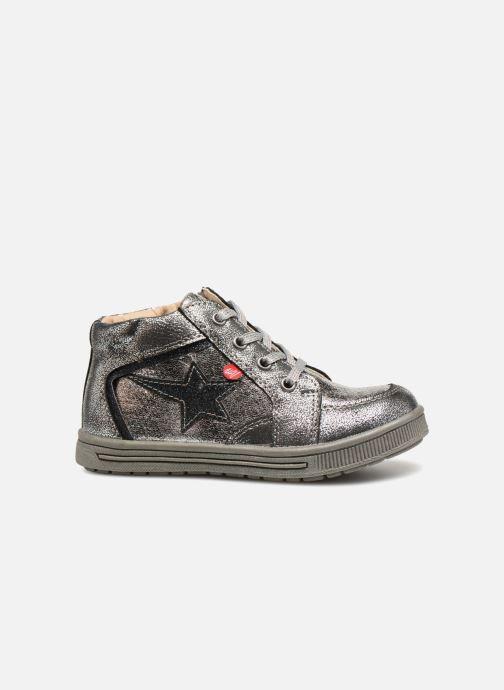 Sneakers NA! Alpaga Zilver achterkant