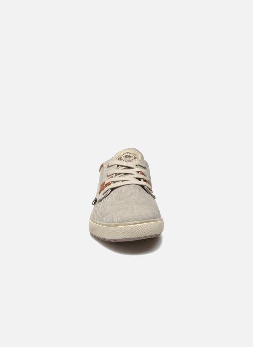 Baskets Roadsign Decime Gris vue portées chaussures