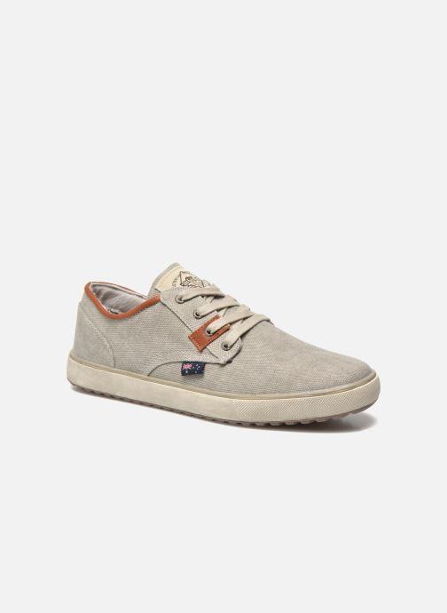 Sneakers Roadsign Decime Grå detaljeret billede af skoene