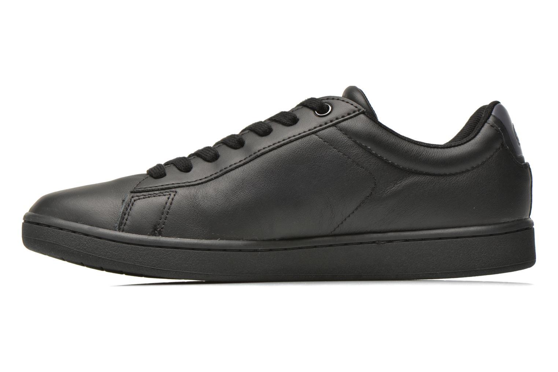 Sneakers Lacoste Carnaby Evo S216 2 Nero immagine frontale