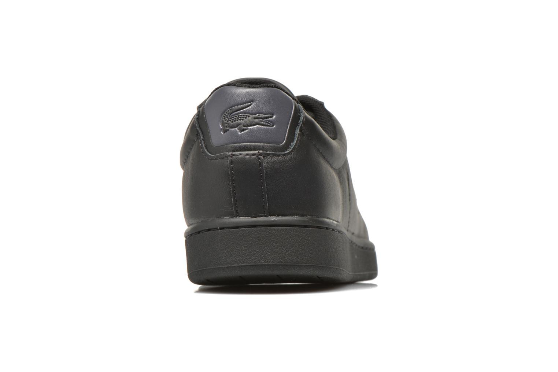 Sneakers Lacoste Carnaby Evo S216 2 Nero immagine destra
