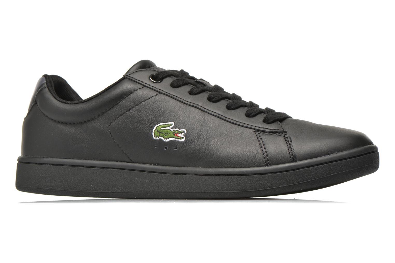 Sneakers Lacoste Carnaby Evo S216 2 Nero immagine posteriore