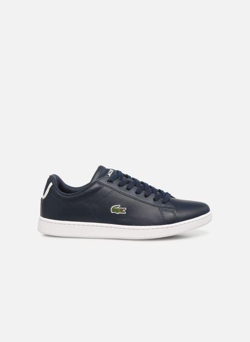 Sneaker Lacoste Carnaby Bl 1 blau ansicht von hinten
