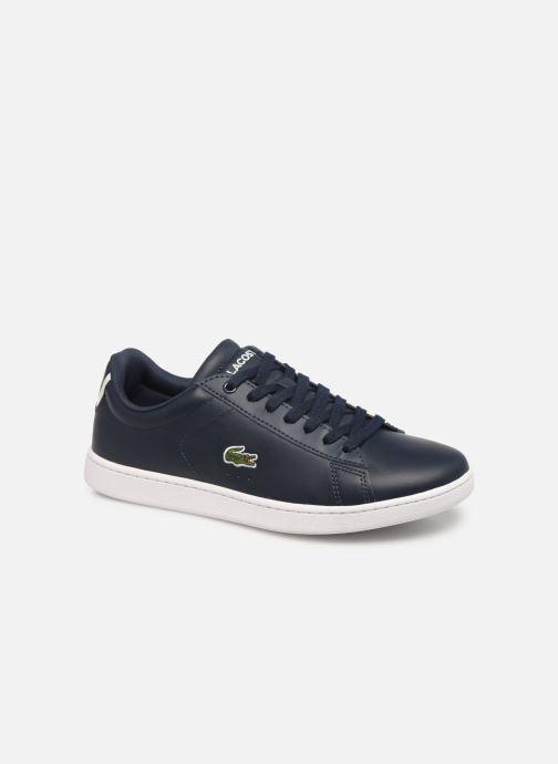 Sneaker Lacoste Carnaby Bl 1 blau detaillierte ansicht/modell