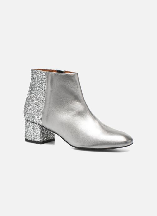 20c4ba46632 Made by SARENZA Glamatomic  8 (Argent) - Bottines et boots chez ...