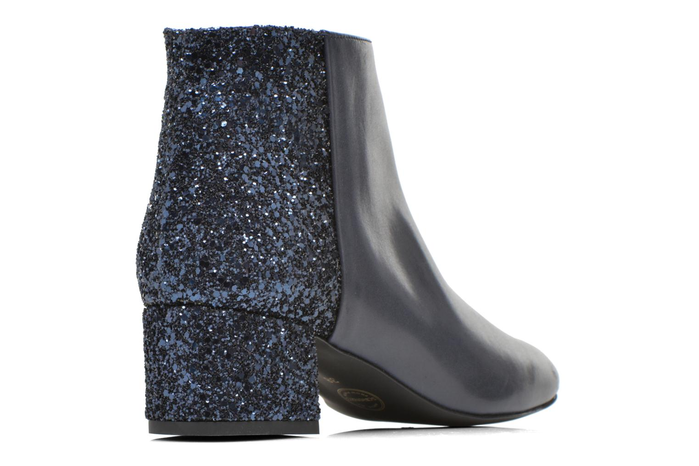 Boots en enkellaarsjes Made by SARENZA Glamatomic #8 Blauw voorkant