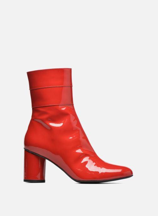 Botines  Made by SARENZA Pastel Affair Boots #2 Rojo vista de detalle / par