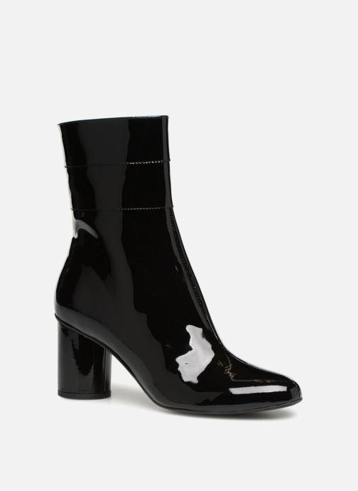 Bottines et boots Made by SARENZA Pastel Affair Boots #2 Noir vue droite