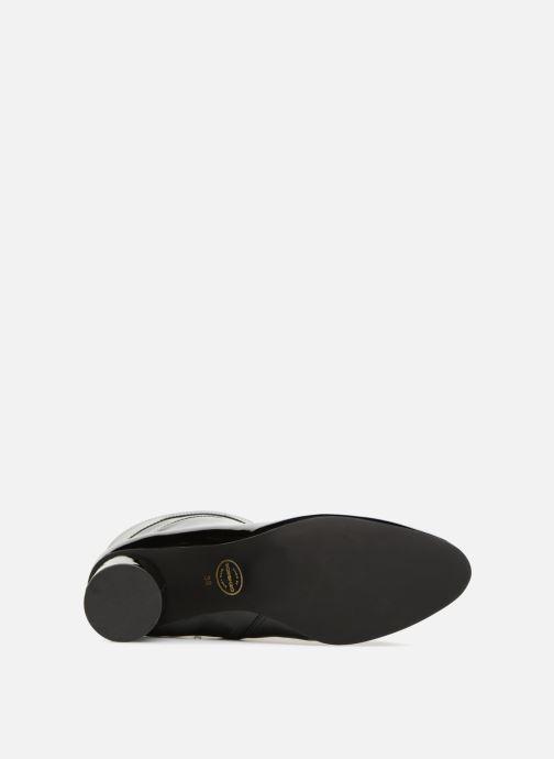 Bottines et boots Made by SARENZA Pastel Affair Boots #2 Noir vue haut