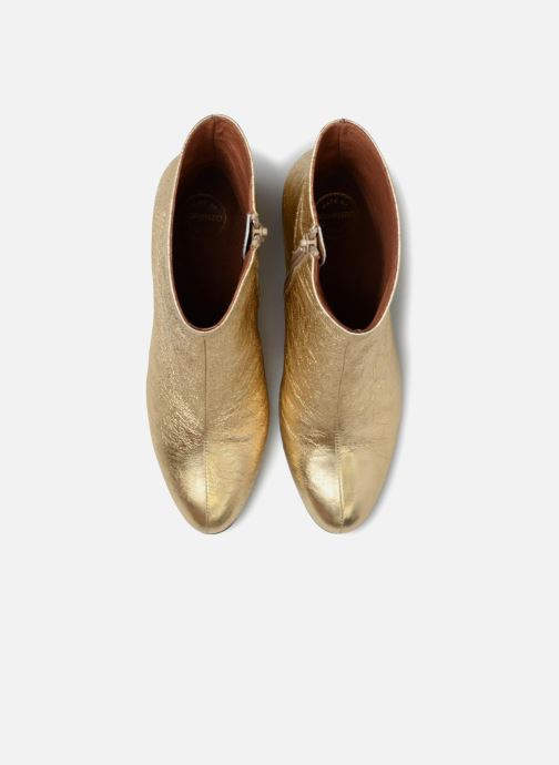 Boots en enkellaarsjes Made by SARENZA Pastel Affair Boots #2 Goud en brons model