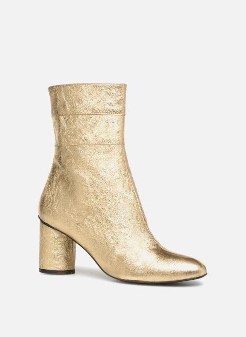 Stivaletti e tronchetti Made by SARENZA Pastel Affair Boots #2 Oro e bronzo immagine destra