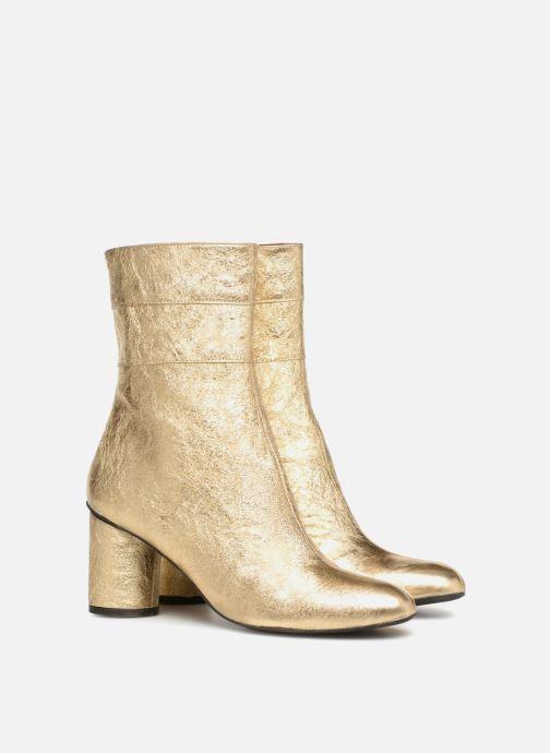 Stivaletti e tronchetti Made by SARENZA Pastel Affair Boots #2 Oro e bronzo immagine posteriore