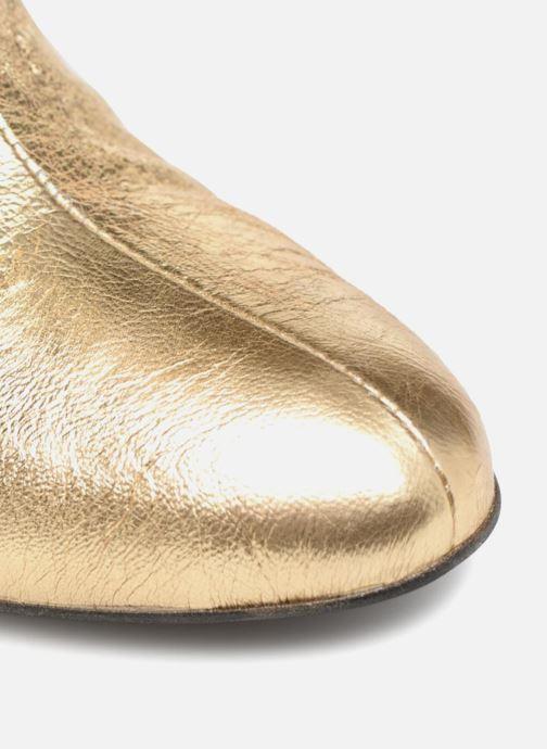 Stivaletti e tronchetti Made by SARENZA Pastel Affair Boots #2 Oro e bronzo immagine sinistra