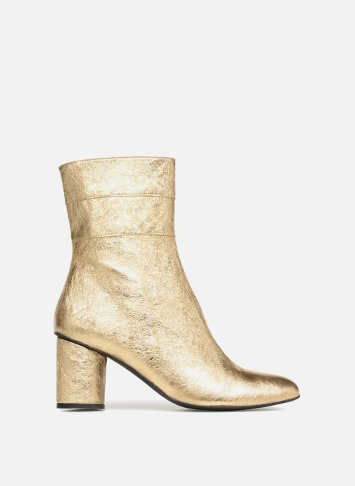 Boots en enkellaarsjes Made by SARENZA Pastel Affair Boots #2 Goud en brons detail