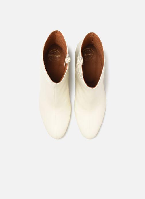 Stivaletti e tronchetti Made by SARENZA Pastel Affair Boots #2 Bianco modello indossato