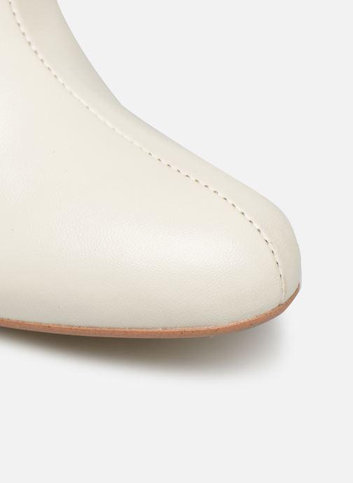 Bottines et boots Made by SARENZA Pastel Affair Boots #2 Blanc vue gauche